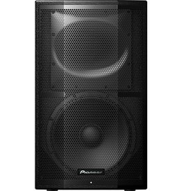 "XPRS12 12"" Full Range Active Speaker w/ Wood Enclosure - Pioneer DJ"