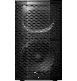 """XPRS12 12"""" Full Range Active Speaker w/ Wood Enclosure - Pioneer DJ"""