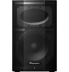 "XPRS10 10"" Full Range Active Speaker w/ Wood Enclosure - Pioneer DJ"
