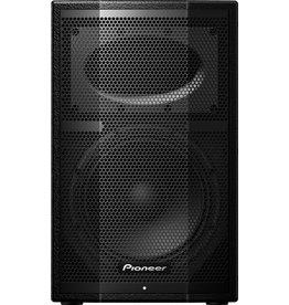 """XPRS10 10"""" Full Range Active Speaker w/ Wood Enclosure - Pioneer DJ"""