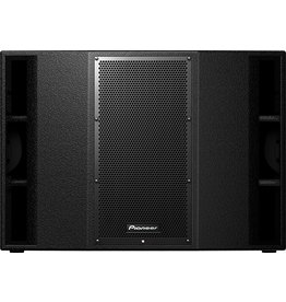 "XPRS-215S Twin 15"" Active Subwoofer w/ Wood Enclosure - Pioneer DJ"