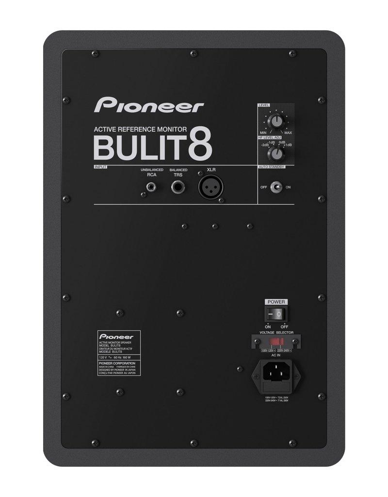 "BULIT8 8"" Active Reference Monitor (Single) - Pioneer DJ"