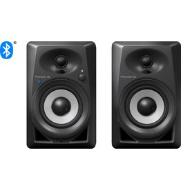 "***PRE-ORDER*** DM-40BT Black 4"" Desktop Monitor Speakers (Pair) - Pioneer DJ"