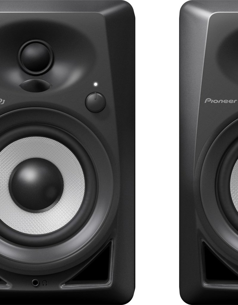 "***PRE-ORDER*** Pioneer DJ DM-40BT Black 4"" Desktop Monitor Speakers (Pair) with Bluetooth"