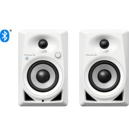 "DM-40BT White 4"" Desktop Monitor Speakers (pair) - Pioneer DJ"