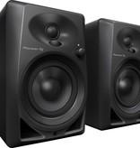 """Pioneer DJ DM-40 Black 4"""" Compact Active Monitor Speakers (Pair)"""