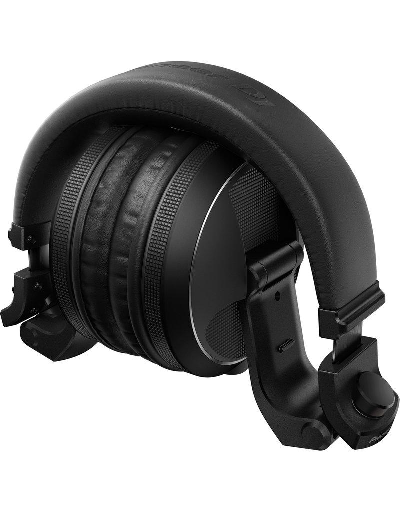 HDJ-X5 Over Ear DJ Headphones Black - Pioneer DJ