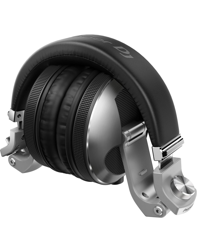 ***Limited Stock Shipping Early July*** HDJ-X10-S Silver Flagship Professional Over-Ear DJ Headphones - Pioneer DJ