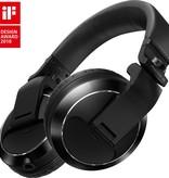 HDJ-X7-K Black Professional over-ear DJ headphones - Pioneer DJ