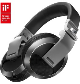 ***Limited Stock Shipping Early July*** HDJ-X7-S Silver Professional over-ear DJ headphones - Pioneer DJ