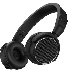 HDJ-S7-K Black Professional on-ear DJ headphones - Pioneer DJ