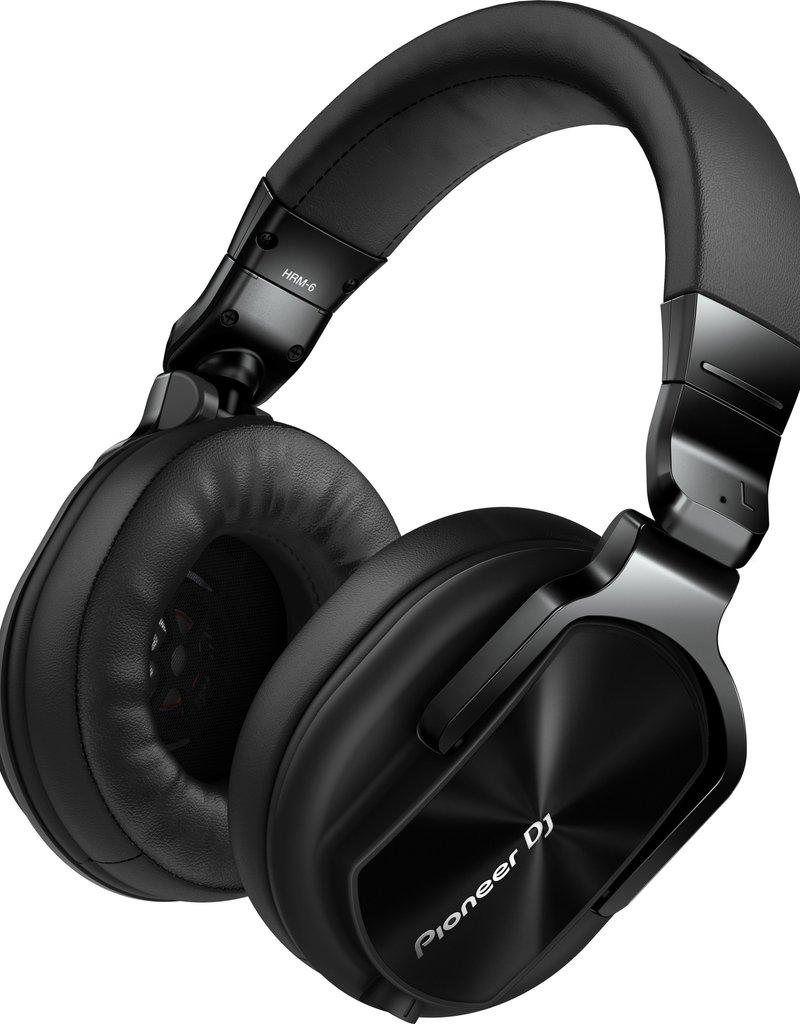 HRM-6 Professional over-ear Studio Monitor Headphones - Pioneer DJ