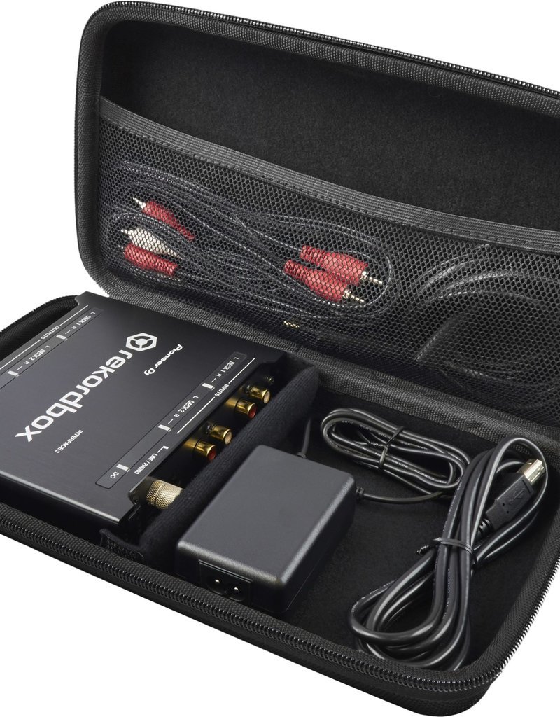 DJC-IF2 BAG DJ Audio Interface Bag for the Interface 2 - Pioneer DJ