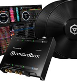 INTERFACE 2 Audio Interface with Rekordbox DJ and DVS - Pioneer DJ