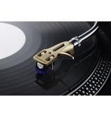 PC-HS01-N Professional Pioneer DJ Branded Headshell for Turntable (Gold) - Pioneer DJ