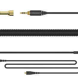 "HC-CA0201 39.37"" Coiled Cable for the HDJ-C70 Headphones - Pioneer DJ"
