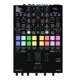 Reloop ELITE 2-Channel DVS Battle Mixer for Serato DJ Pro