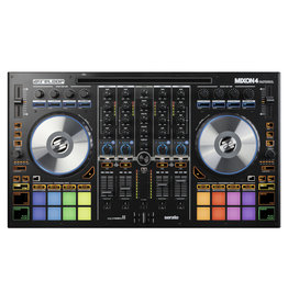 Reloop MIXON-4 Controller for Serato DJ (enabled) and Algoriddim djay PRO