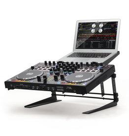 Reloop Controller Station 2 Tabletop Stand for Controller and Laptop