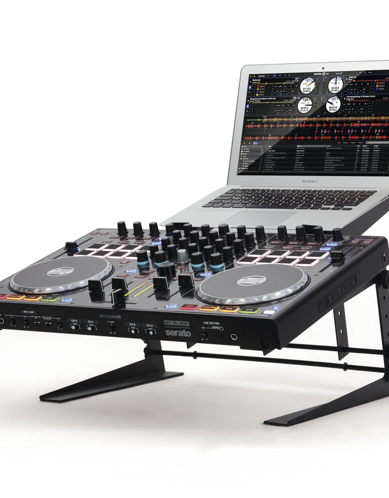 Reloop CONTROLLER STATION 2 Optional Controller/Laptop Stand