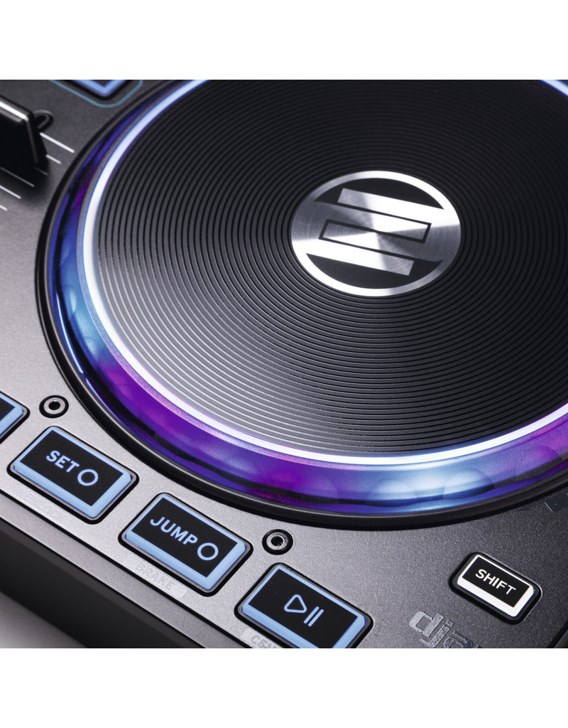 Reloop BEATPAD 2 Channel DJ Midi Controller for iPad