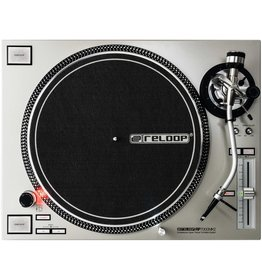 Reloop RP-7000 MK2 Direct Drive High Torque Turntable (Silver)