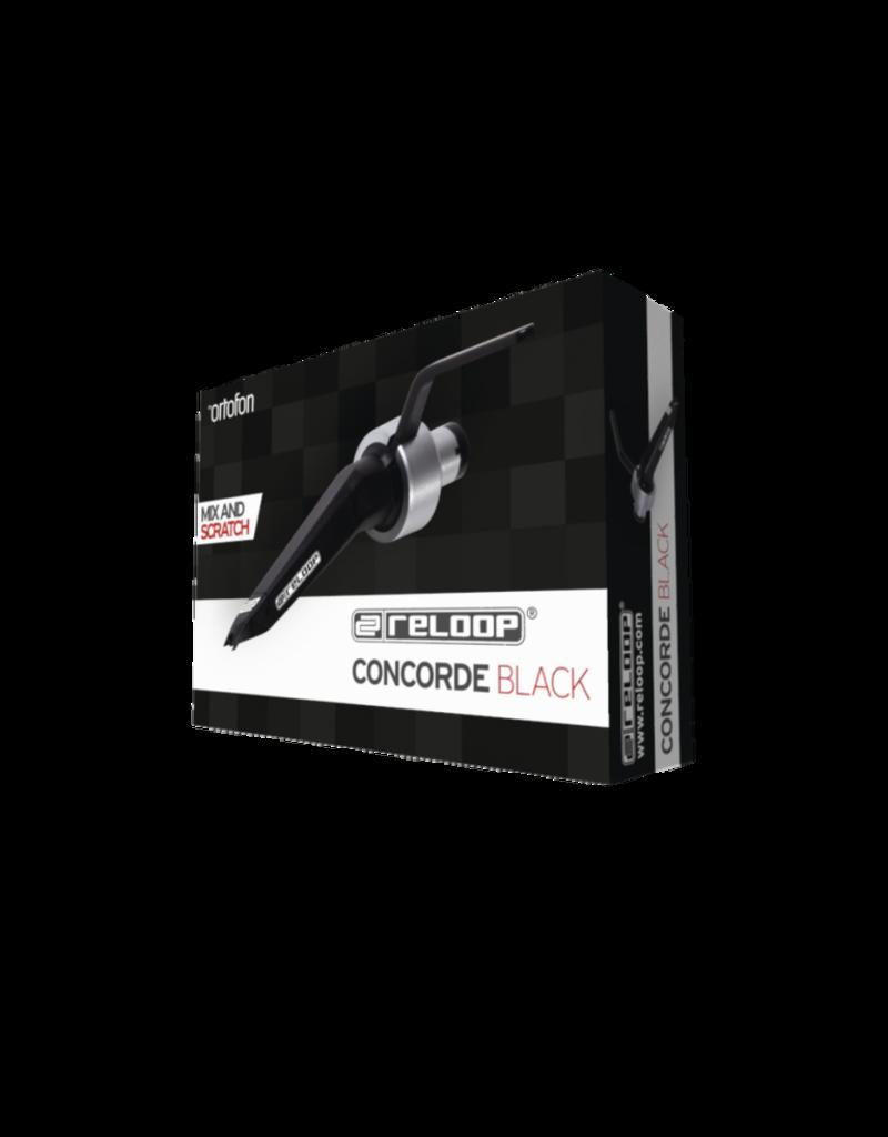 Reloop Concorde-Black Reloop Branded Ortofon Concorde Needle Black