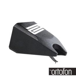 Reloop AMS-OM-BLACK-STYLUS Reloop Branded Ortofon Replacement Stylus for the OM Needle in Black