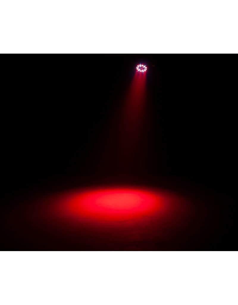 Eliminator Eliminator Lighting Trio Par LED RG Color Mixing 3 in 1 Laser/Strobe/Wash