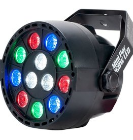 Eliminator Eliminator Lighting Mini Par RGBW LED 12 x1 Watt LED