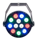 Eliminator Mini Par RGBW LED 12 x1 Watt LED - Eliminator Lighting