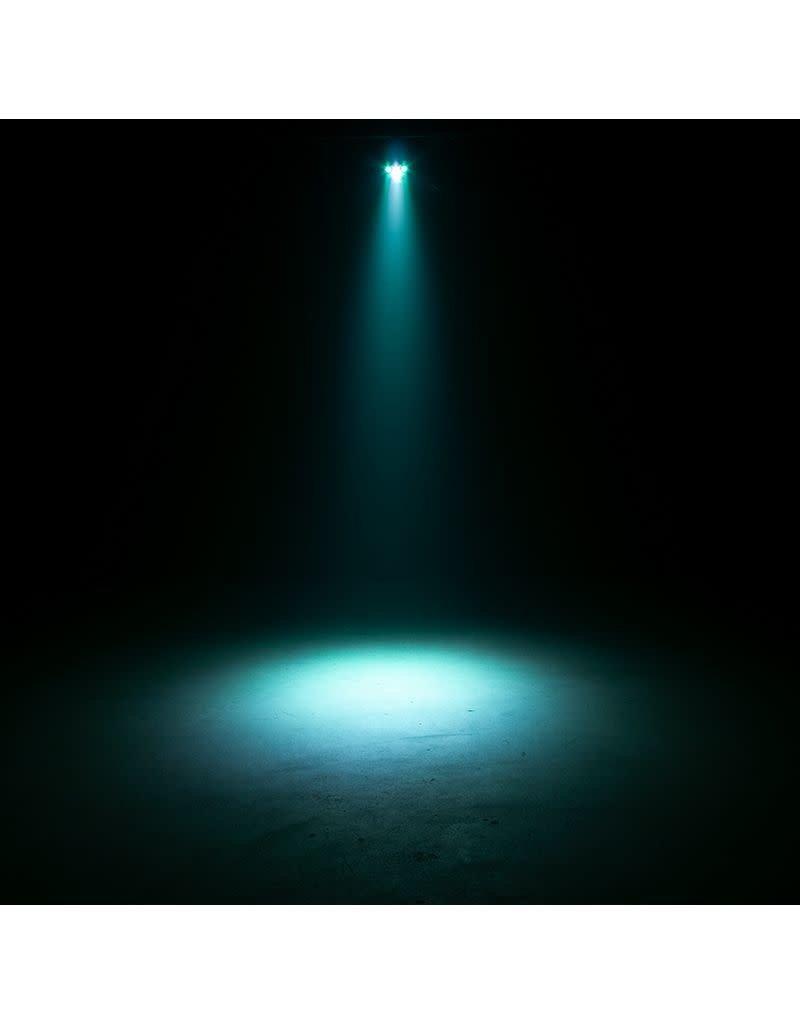Eliminator MINI PAR UV LED 12 x1 Watt UV LED - Eliminator Lighting