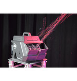 ADJ BUBBLETRON XL Portable High Output Bubble Machine w/ Wired Digital Communication Network - ADJ