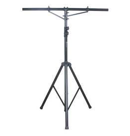 ADJ ADJ LTS-2 12 ft Heavy Duty Black Tripod Stand