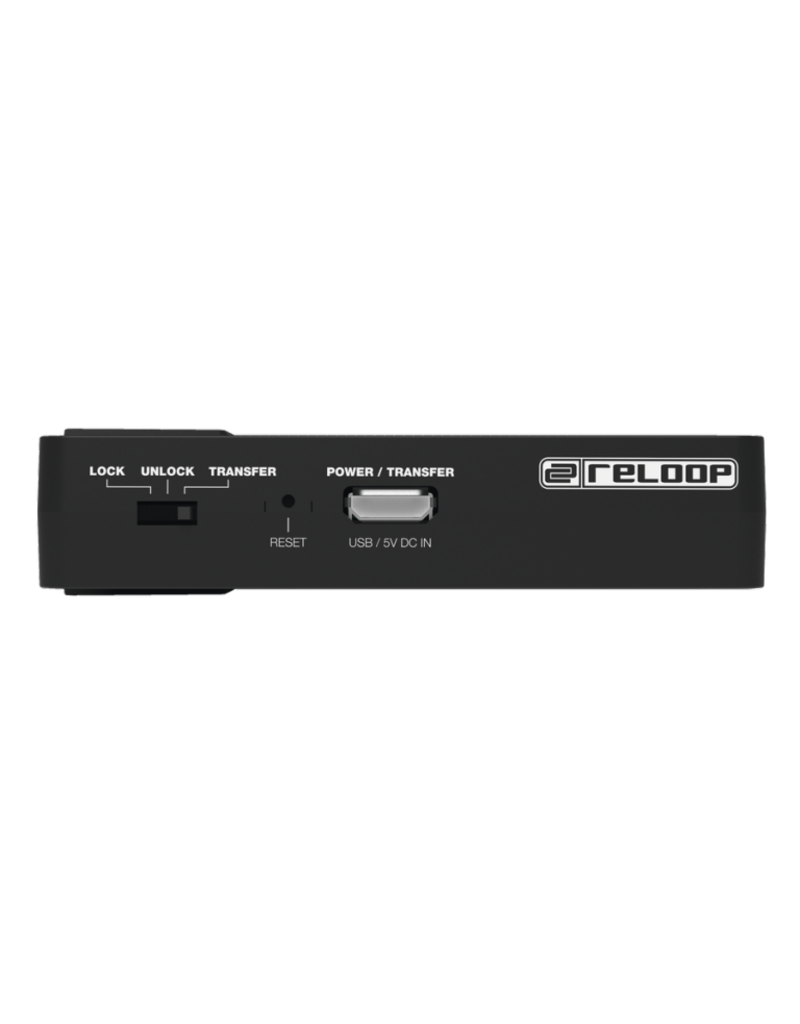 Reloop TAPE-2 USB Mixtape Recorder