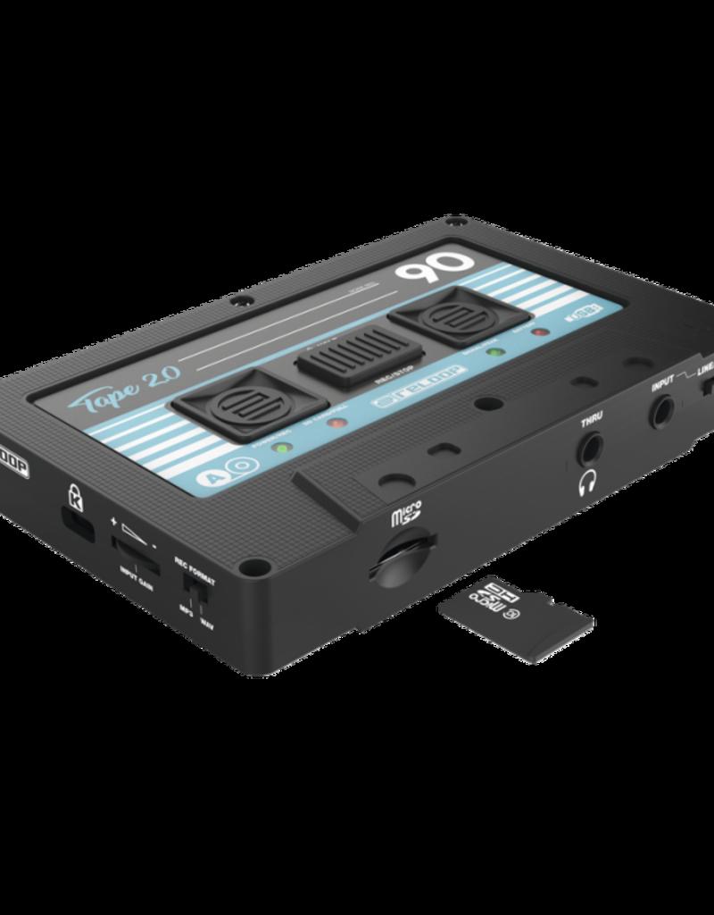 Reloop TAPE-2 USB Mixtape Recorder