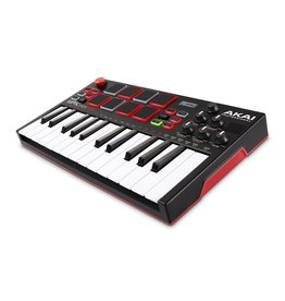 Akai Professional MPK MINI Play Controller Keyboard With Sounds and Speaker