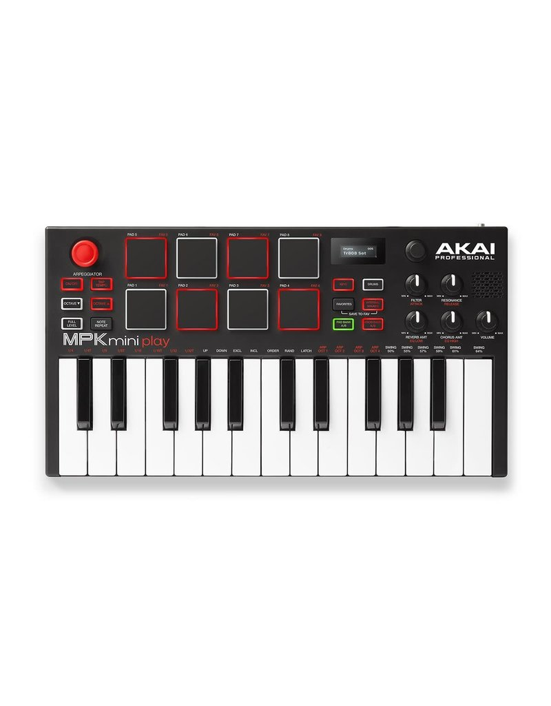 AKAI MPK MINI Play Controller Keyboard With Sounds and Speaker