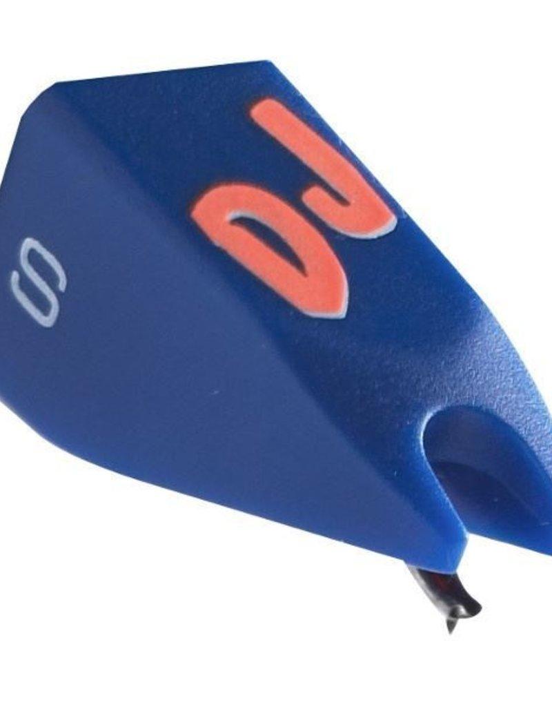 Ortofon DJ S OM/Concorde Mk1 Blue Spherical Replacement Stylus (Single)