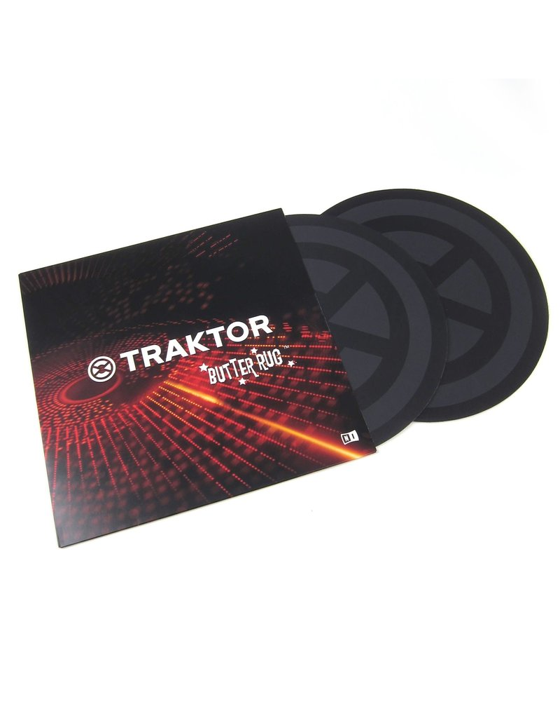 "Thud Rumble Traktor Butter Rugs 12"" Slipmats (Pair) - Thud Rumble"
