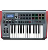 Novation Impulse 25 USB MIDI Keyboard Controller for Ableton Live