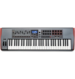 Novation Impulse 61 USB MIDI Keyboard Controller for Ableton Live