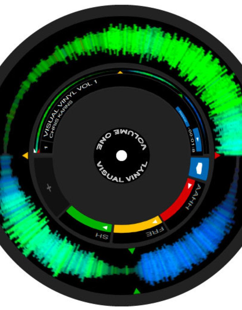 "VVS (Visual Vinyl System ;) Visual Vinyl Vol. 1: 7"" Scratch Record"