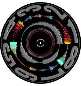 "VISUAL VINYL VOL. 2 - 12"" ""The Bootleg""  Scratch Record"
