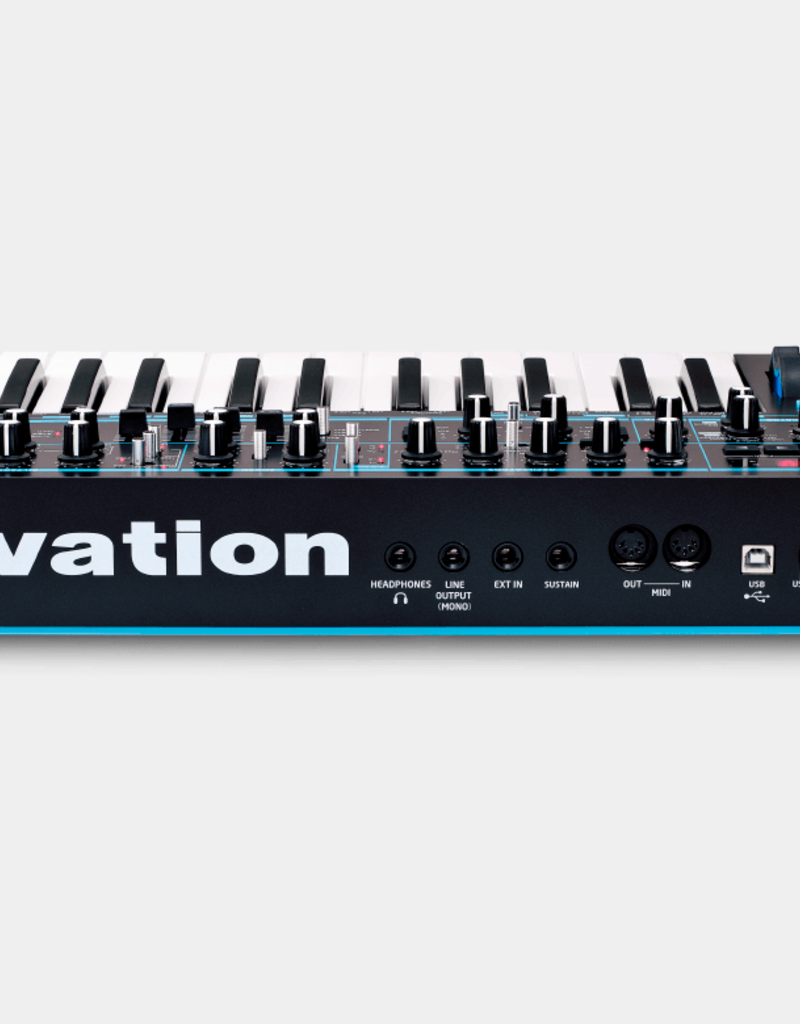 Novation Bass Station II - Pure Analogue Monosynth