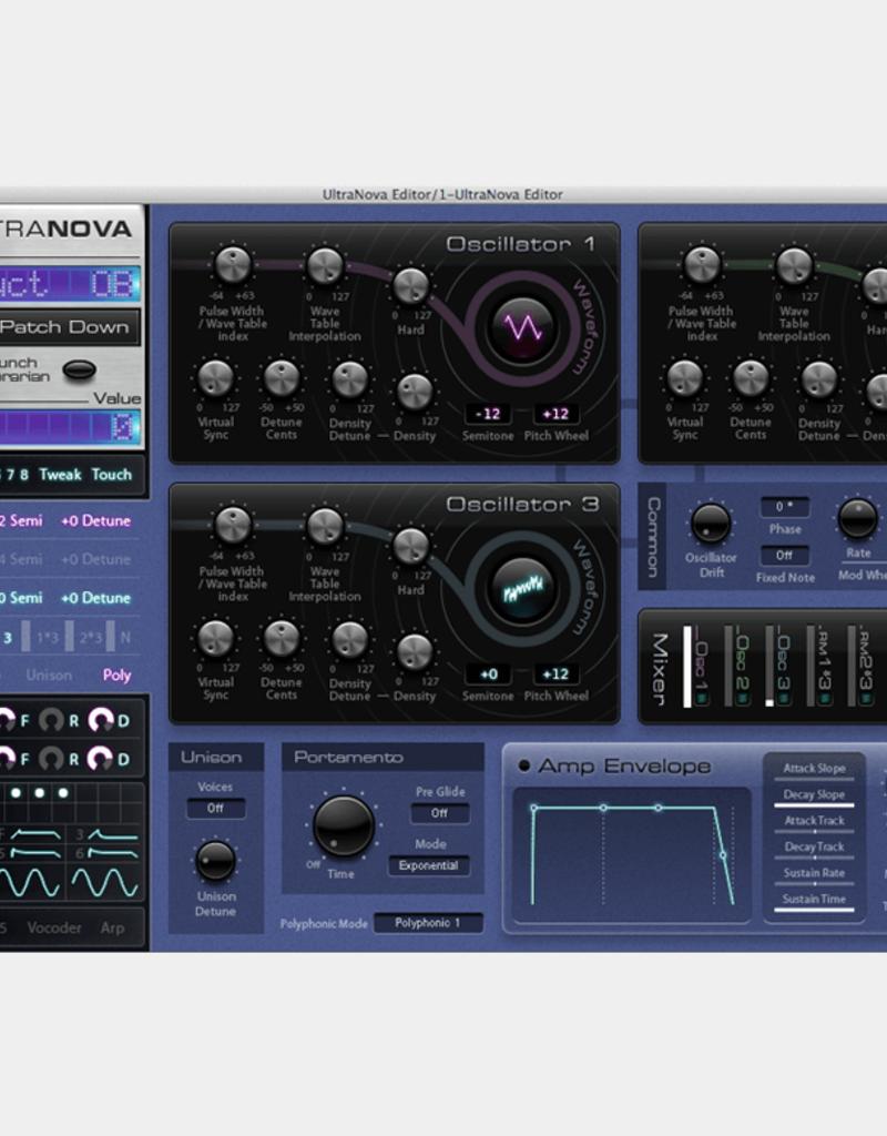 Novation MiniNova - Micro Synth