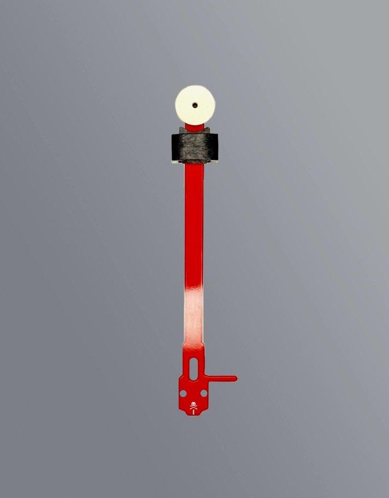 Jesse Dean Jesse Dean JDDPTA-PCB Tone Arm Kit (RED)