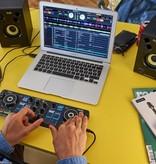 Hercules Hercules DJ Starter Kit Controller, Monitor Speakers, Headphones, Serato DJ Lite