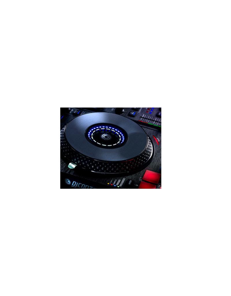 Hercules Hercules DJControl Jogvision Controller w/ Built-in Sound Card, Large Jog Wheels, AIR Control, Serato DJ Intro
