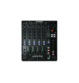 Allen & Heath Xone:PX5 4+1 Channel Analogue DJ Mixer with Effects: Allen & Heath